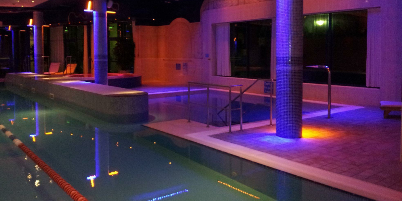 Relaxing Leisure Centre at the Abbey Hotel