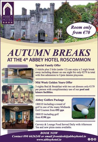offers autumn 2020